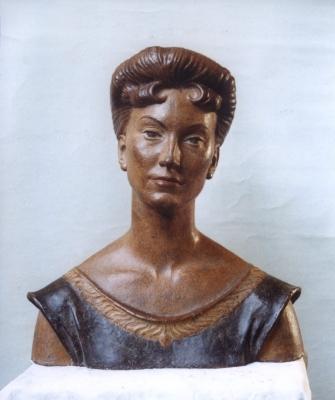 Melinda, portré